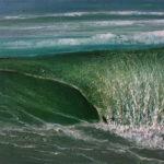 BMO - 2015-vague n° 51115 - Huile sur toile - -22x27cm