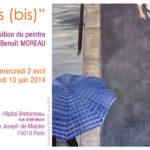 Exposition «Echo (bis)» Centre Culturel de l'Hôpital Bretonneau - Paris XVIIIè