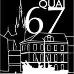 Logo Atelier Quai 67 - Quai Bérigny -Fécamp