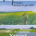 2007 : Office du Tourisme d'Yport (76)
