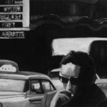 bmo - Shadows (John Cassavetes 1959 - huile sur toile - 65 x 81 cm